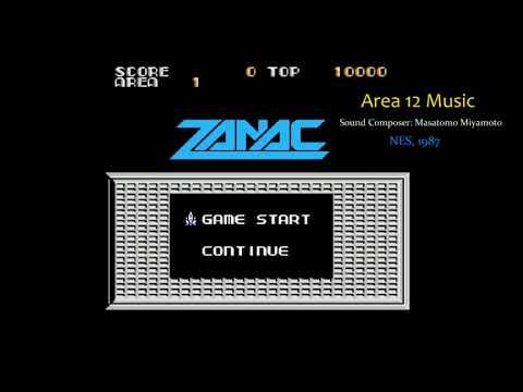 Zanac (NES) - Music for Area 12 (Extended)