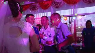 Немножко танцев с замечательной свадьбы в Приднестровье
