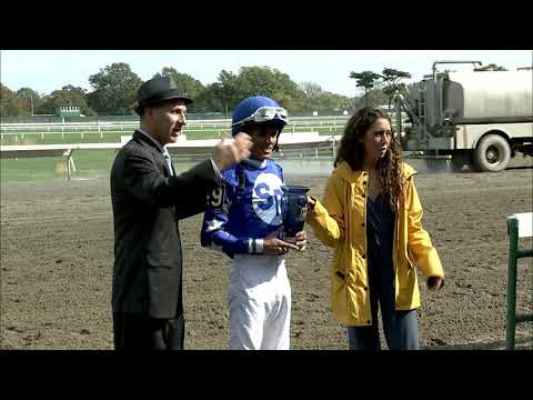 video thumbnail for MONMOUTH PARK 10-13-19 RACE 1