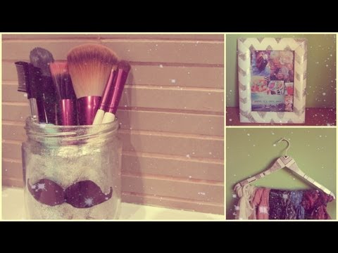 Diy decorar habitacion 2 39 youtube for Tips para remodelar tu cuarto