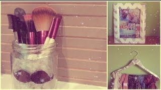 DIY decorar habitacion 2'♡!