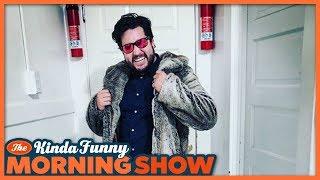 We Pick Kevin's Porn Name - The Kinda Funny Morning Show 02.22.18