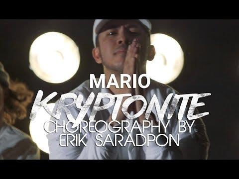 Mario  Kryptonite choreography  Erik Saradpon