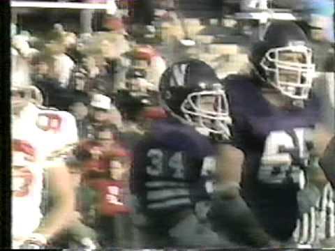 1989: Ohio State v. Northwestern (Drive-Thru)