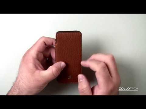 Vaja Nuova Pelle Review (iPhone 5)