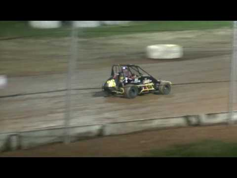 Sharon Speedway Jr Sprint Feature May 20, 2017