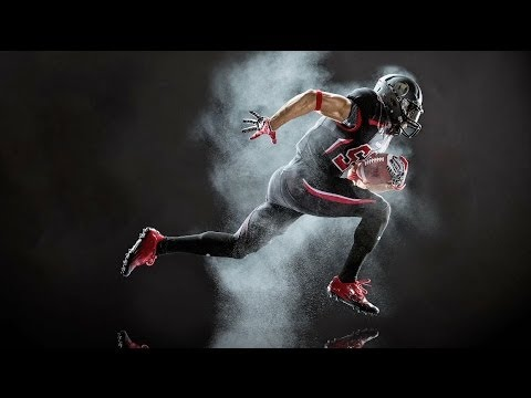 "Commercial Photo Shoot - Utah Football ""Hall of Fame"" (Behind the Scenes -BTS)"