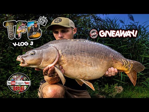 Todber Manor Fishery **CARP FISHING** The Diary V-LOG 3 (plus £80 Giveaway)