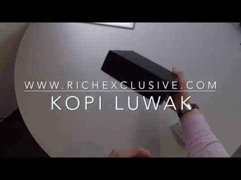 Hoe wij Kopi Luwak koffie verpakken, de meest exclusieve koffie in de wereld! from YouTube · Duration:  1 minutes 15 seconds