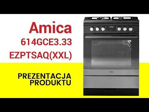 Kuchnia Amica 614gce333zptsaqxl видео смотреть онлайн