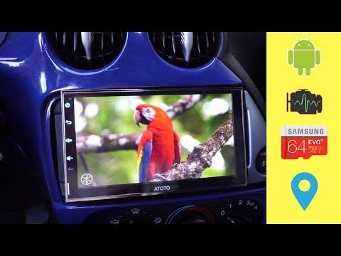 Migliore AUTORADIO Android 2 din !! - Recensione ATOTO