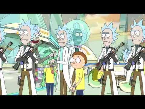 NETFLIX: Rick i Morty - fragment z polskim dubbingiem
