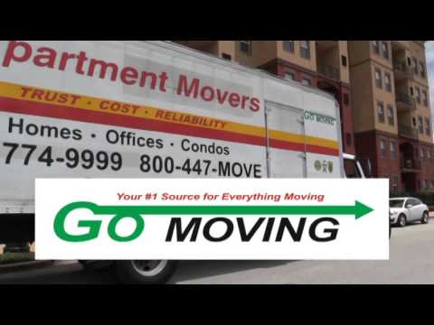 Go Moving - Apartment Movers