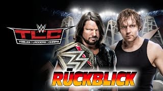 WWE TLC 2016 RÜCKBLICK / REVIEW