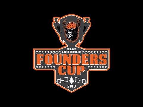 2018 Founders Cup - Game 1: Saskatchewan SWAT vs Manitoba Blizzard; August 14, 2018 11am