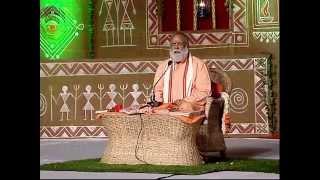 param pujye brahmrishi shree kumar swamiji s divine faridabad samagam on 2015 1st day