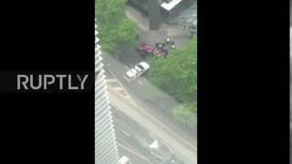 Australia: At least one dead after car rams into pedestrians in Melbourne