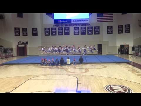 Matrix Allstars Sr 4 Envy 2-14-2014 Battle Zone RKY