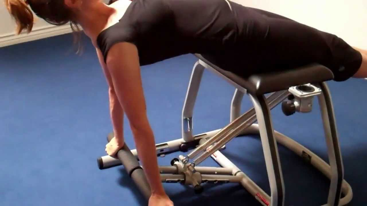 chair exercises on cable tv accent leather chairs pilates exercise youtube
