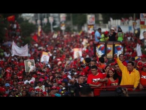 US Corporate Media Follows State Department Lead on Chavez