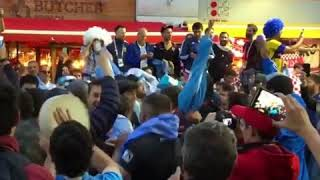 Нижний нет спит под аргентинские барабаны vamosargentina