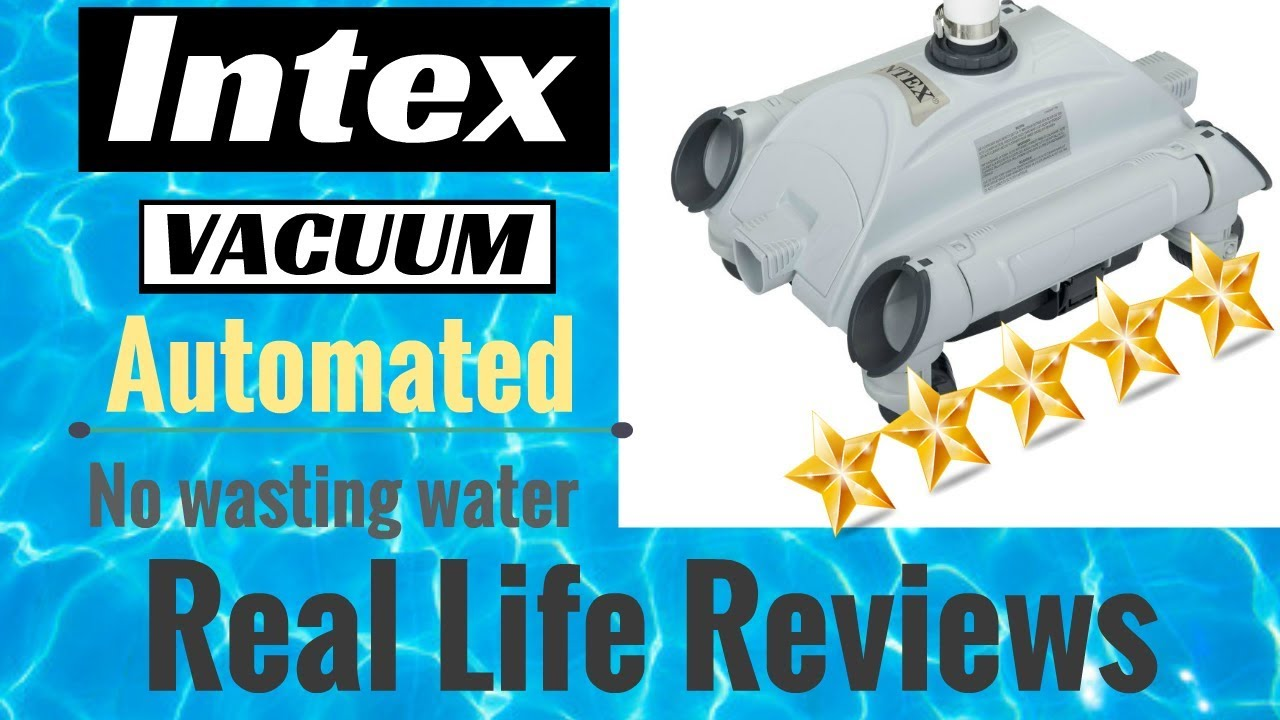 Intex Vs Bestway Review Intex Vacuum For Intex Coleman Summer Waves And Bestway Pools
