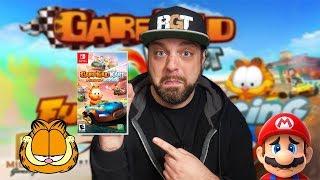 Garfield Kart Furious Racing for Switch: Best Kart Racer EVER?!