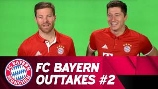 FC Bayern Christmas Song | Outtakes #2