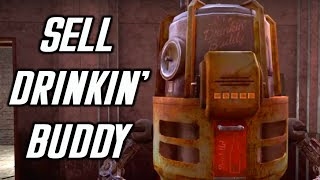 Fallout 4 - Selling Drinkin