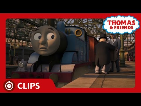 Thomas' Railway Inspection is Off to a Bad Start | Thomas & Friends