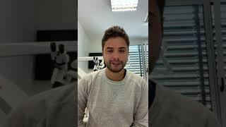 Alessandro Manenti si presenta