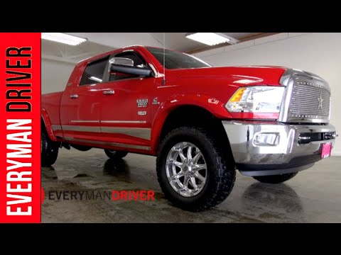 Dodge Ram 2500 Accessories >> Here S The 2013 Ram 2500 On Everyman Driver Youtube
