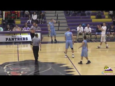 Greeley West vs Boulder - Boulder Colorado
