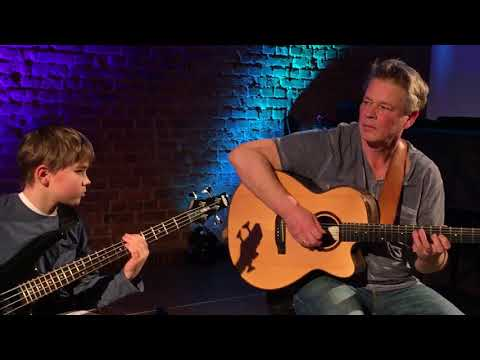 summertime gershwin - ro gebhardt and his son Alec