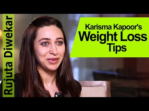 Karisma Kapoor's Tips for Weight Loss – Rujuta Diwekar – Indian Food Wisdom
