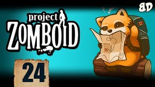Project Zomboid Ep24: The Backup Plan