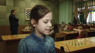 13 января 2017 В Кирове проходит Первенство города по шахматам для самых юных интеллектуалов