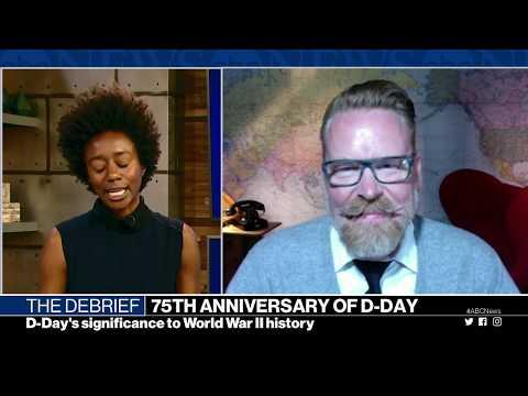 The Debrief: D-Day Anniversary, Dominican Republic