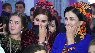 Turkmen toÿ Gowshut Ommadow
