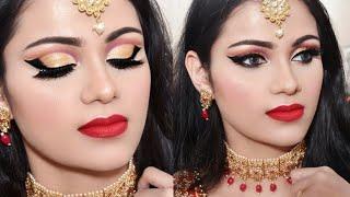 ईद पर ऐसे करें मेकअप Affordable EID Party Makeup Tutorial 2019 In Hindi