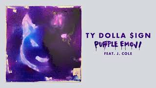 Ty Dolla $ign - Purple Emoji feat. J. Cole [Official Instrumental]