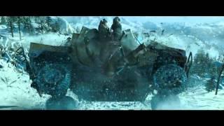 Официальный тизер-трейлер фильма «Черепашки-ниндзя»