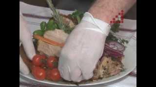 Что приготовить на праздничный стол? Рецепт шеф-повара