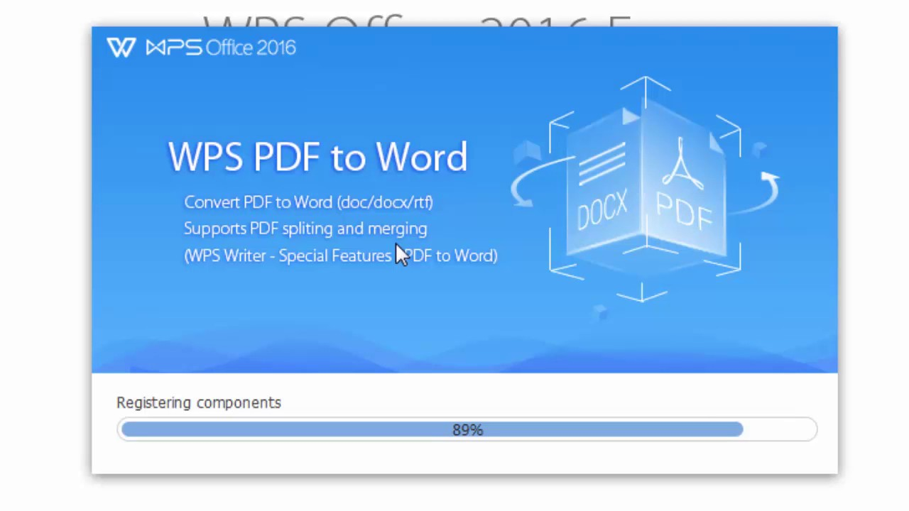 How to download and install WPS Office (Kingsoft Office) on Windows