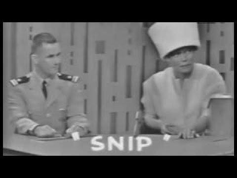 PASSWORD - Carol Channing & Tony Randall (Mar 4, 1965)