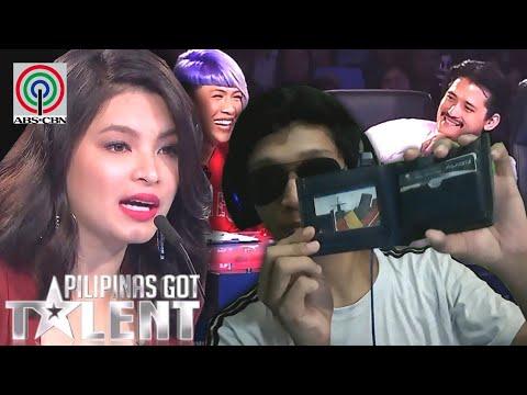 Pilipinas Got Talent 2018: James Robin - Magic Master