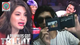 Pilipinas Got Talent 2018: James Robin - Magic Master