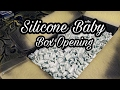 Box Opening Full Body Silicone Baby Doll
