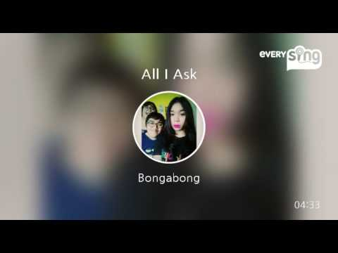 [everysing] All I Ask