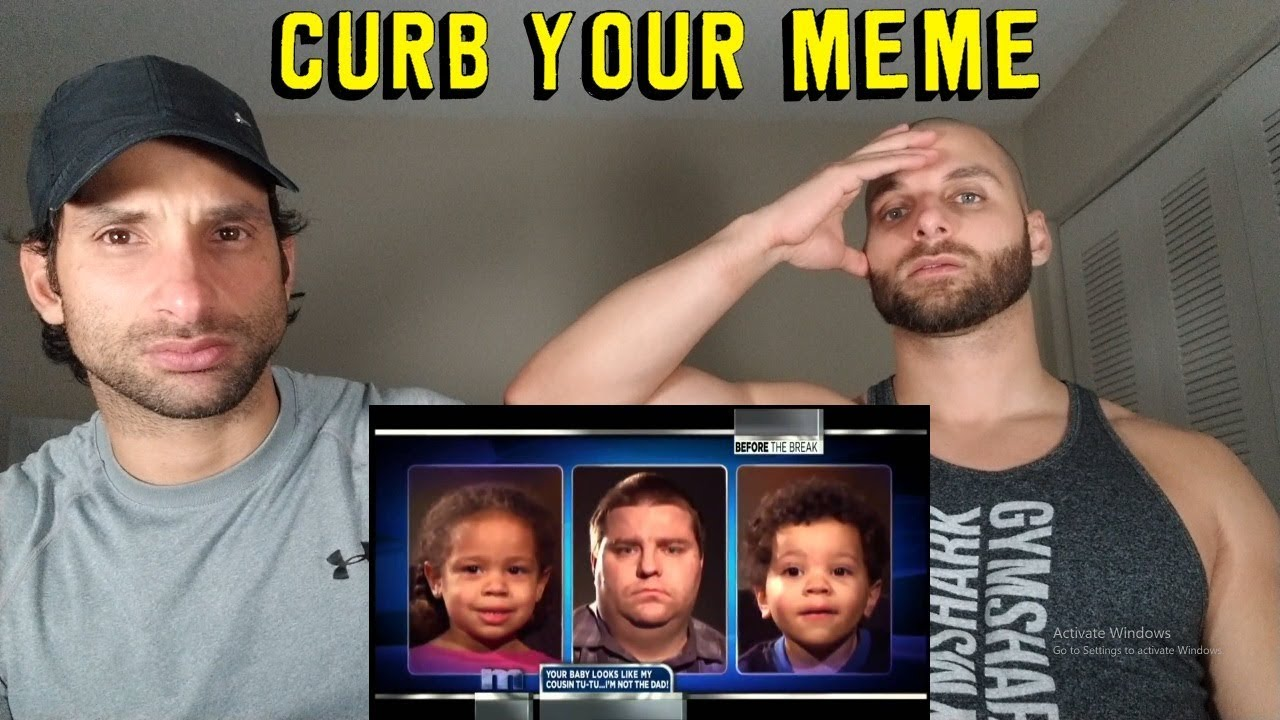 Curb Your Meme Compilation [REACTION] - YouTube